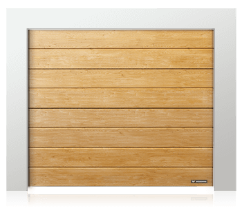 W - panel s jedným prelisom