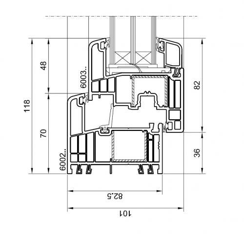 Querschnitt-GEALAN-S9000-MD